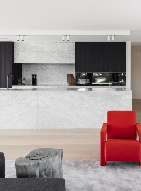 Obumex kitchens - modern, contemporary or classic - Timeless and minimal