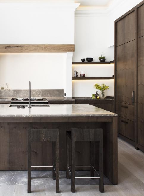 Obumex kitchens - modern, contemporary or classic - Fitting accents for classic individuality